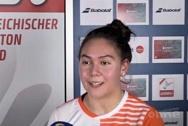 Oostenrijk verliest met 4-1 van Nederlandse badmintonners