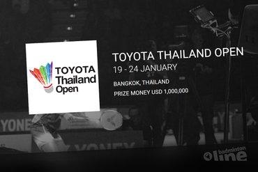 Nederlands trio opnieuw in actie in Bangkok
