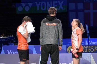 Nederland verliest nipt van Frankrijk op EK