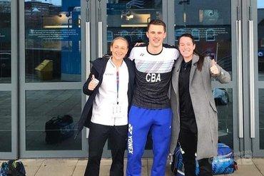 Caljouw en Piek-Seinen naar halve finale Yonex All England