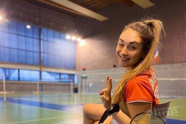 Coronabesmetting zit Nederlandse badmintonploeg in de weg voor Orleans Masters