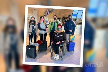 Nederlandse parabadminton-selectie onderweg naar Dubai