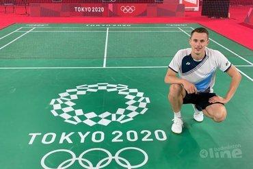 Hoe laat spelen de Nederlandse badmintonners vandaag in Tokio?