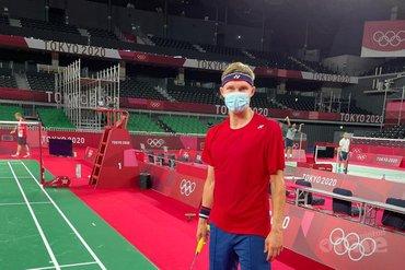 Viktor Axelsen wint badmintontoernooi Olympische Spelen in Tokio