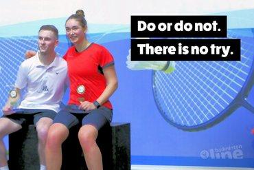 Badmintonner Imke van der Aar verhuist naar Denemarken voor badmintondroom
