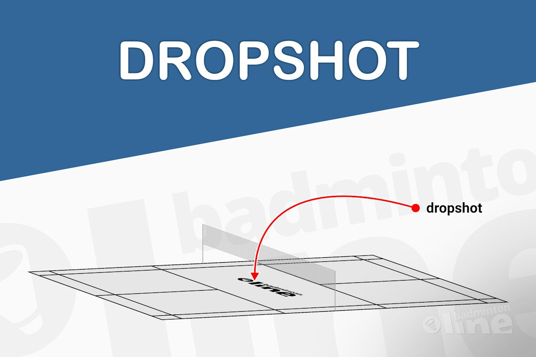 Wat is een dropshot?