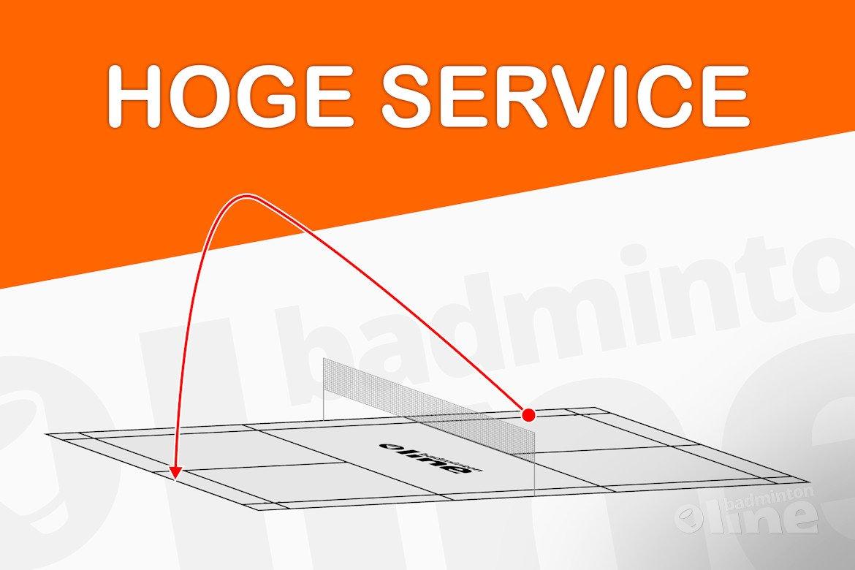 Wat is een hoge service?
