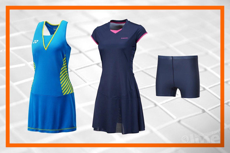 Zijn er ook jurkjes speciaal voor badminton?