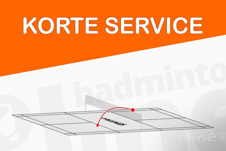 Wat is een korte service?
