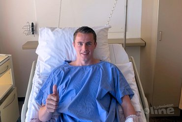 Dutch Olympian shuttler Mark Caljouw to undergo heart surgery