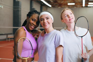 Bondscompetitie Badminton Nederland: mannenoverschot van 38,8%