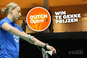 Win te gekke prijzen met je Dutch Open 2021 toegangskaartje!