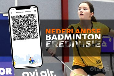 Nederlandse Badminton Eredivisie en toegang van het publiek