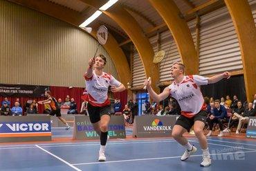 Drop Shot pakt koppositie Nederlandse Badminton Eredivisie