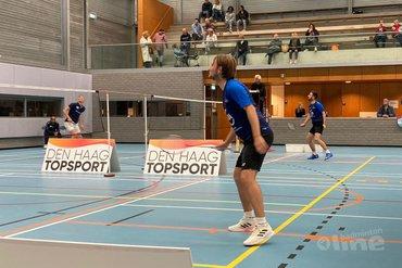 Dubbelweekend levert Smashing drie punten op in Nederlandse Badminton Eredivisie
