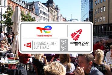 Speelschema mannenteam Thomas Cup in Denemarken bekend