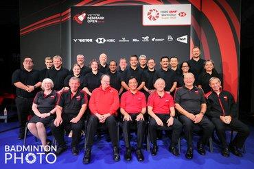 Vrijdag bij de Denmark Open 2021: fluitconcert voor de scheidsrechter