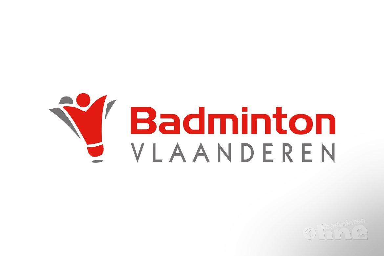 Badminton Vlaanderen: Competitiekalender 1ste en 2de Nationale