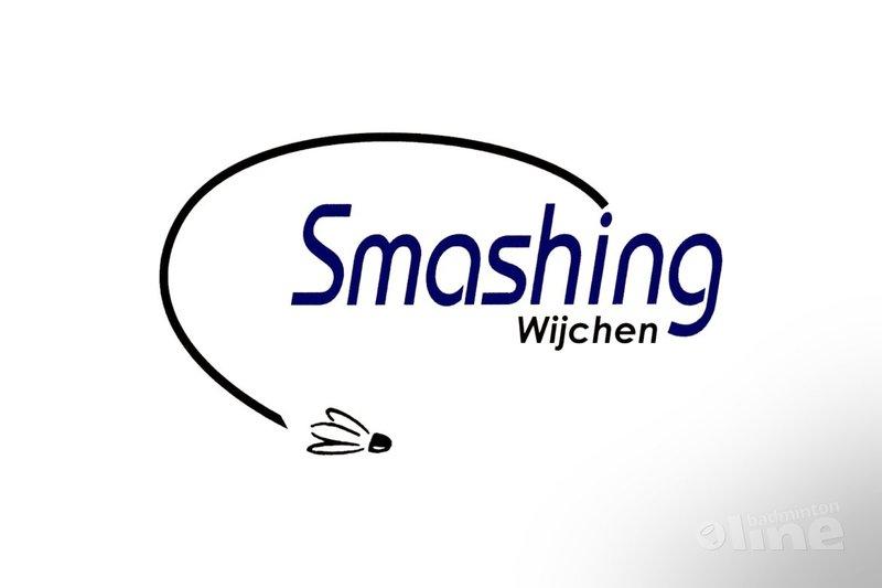 Smashing verliest en eindigt net buiten kampioenspoule Nederlandse Badminton Eredivisie - BC Smashing