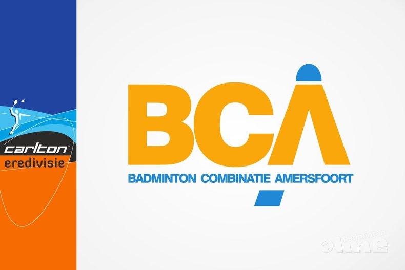 Deze afbeelding hoort bij 'De Nederlandse Eredivisie Badminton: hoe verder?' en is gemaakt door BC Amersfoort