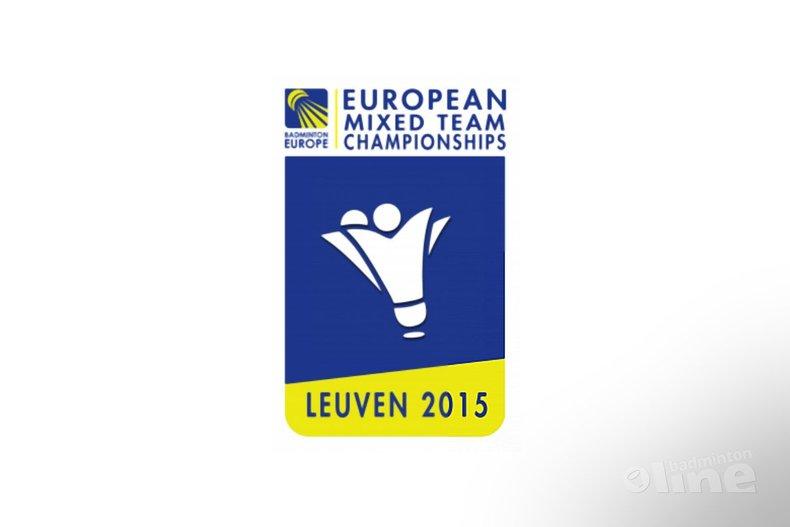 Deze afbeelding hoort bij 'Ticket voor EK gemengde landenteams als kerstcadeau' en is gemaakt door Badminton Europe
