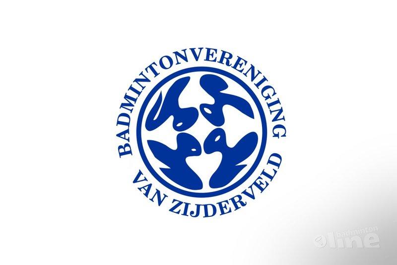 Van Zijderveld gereed voor beslissingsduel Nederlandse Badminton Eredivisie - Van Zijderveld