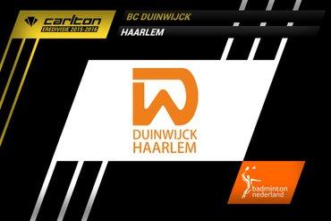 Carlton Eredivisie: Duinwijck verslaat Amersfoort