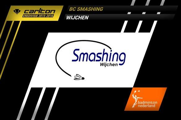 Smashing werkt hard in de degradatiepoule - badmintonline.nl