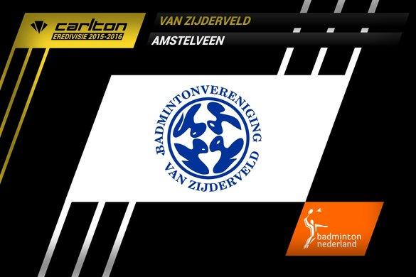 Laatste reguliere eredivisiewedstrijd Van Zijderveld - badmintonline.nl