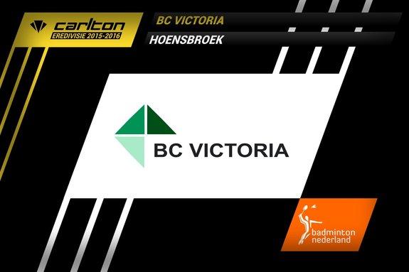 Deze afbeelding hoort bij 'Victoria speelt gelijk tegen Van Zijderveld' en is gemaakt door badmintonline.nl