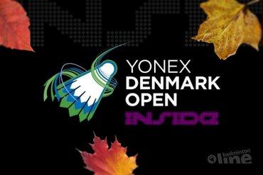 Denmark Open Inside: donderdag 15 oktober 2015