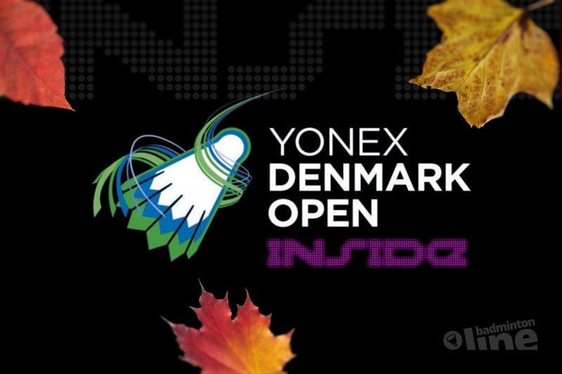 Denmark Open Inside: zaterdag 17 oktober 2015 - badmintonline.nl