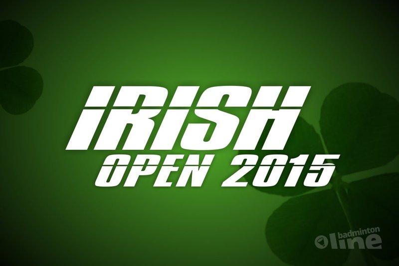 Season hat-trick secured at Irish Open 2015 by Olga Konon - badmintonline.nl