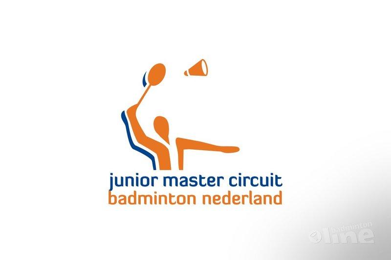 Finale Junior Master circuit in Sportcomplex Willem-Alexander te Hoofddorp - Badminton Nederland