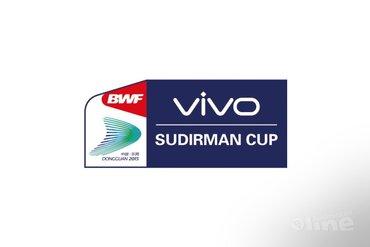 Nederland wint ook tweede wedstrijd Sudirman Cup