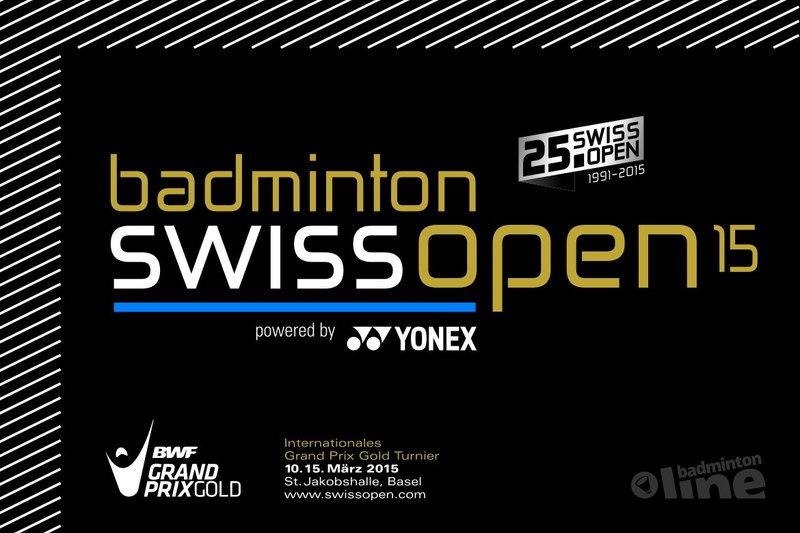 Nederlandse mixdubbels door op de Swiss Open - Swiss Open