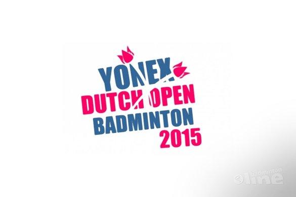 Eddy Boerman over zijn Dutch Open - Yonex Dutch Open