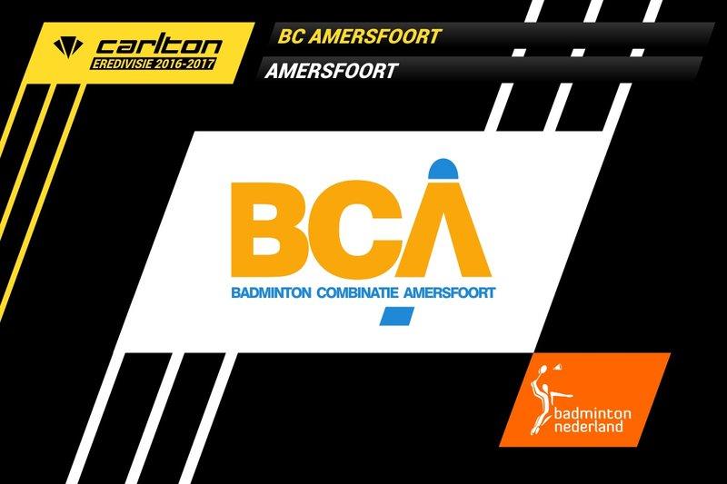 Amersfoort pakt 4 punten bij Barendrecht - badmintonline.nl