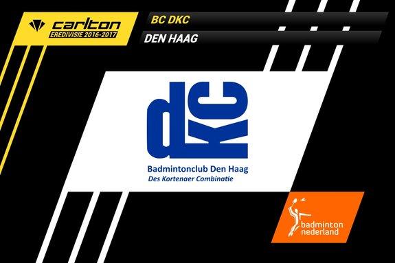 Deze afbeelding hoort bij 'Geen overwinning voor DKC in dubbelweekend' en is gemaakt door badmintonline.nl