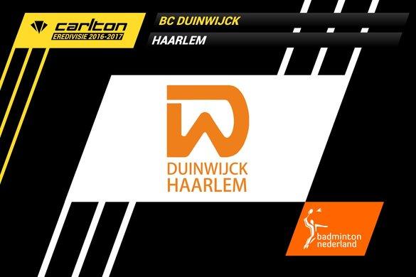 Duinwijck reist naar het diepe zuiden - badmintonline.nl