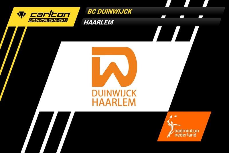 Duinwijck ontvangt Van Zijderveld en VELO - badmintonline.nl