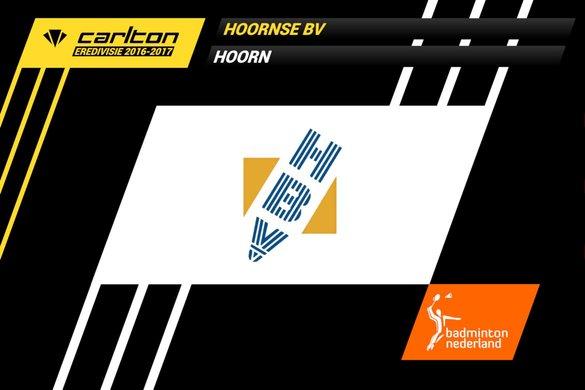 Acht punten voor Hoorn in eerste dubbelweekend Carlton Eredivisie van 2017 - badmintonline.nl