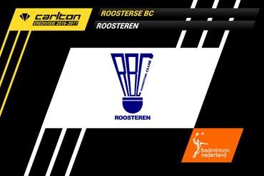 Roosterse BC handhaaft in Carlton Eredivisie