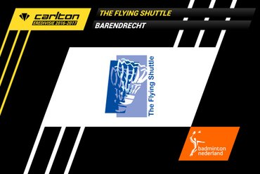 The Flying Shuttle pakt vijf punten tegen Van Zijderveld