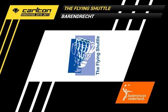 Deze afbeelding hoort bij 'The Flying Shuttle pakt vijf punten tegen Van Zijderveld' en is gemaakt door badmintonline.nl
