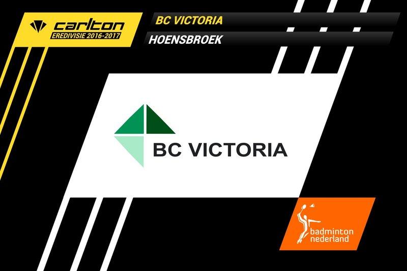 Victoria wint met 5-3 van Van Zijderveld in Amstelveen - badmintonline.nl