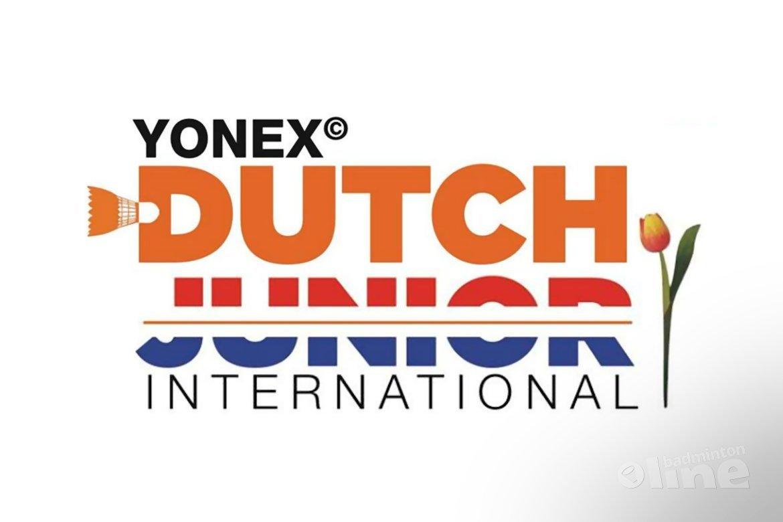 Fransman Arnaud Merkle: een ruwe diamant tijdens de Yonex Dutch Junior in Haarlem
