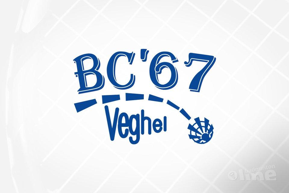logo BC'67 Veghel in Veghel