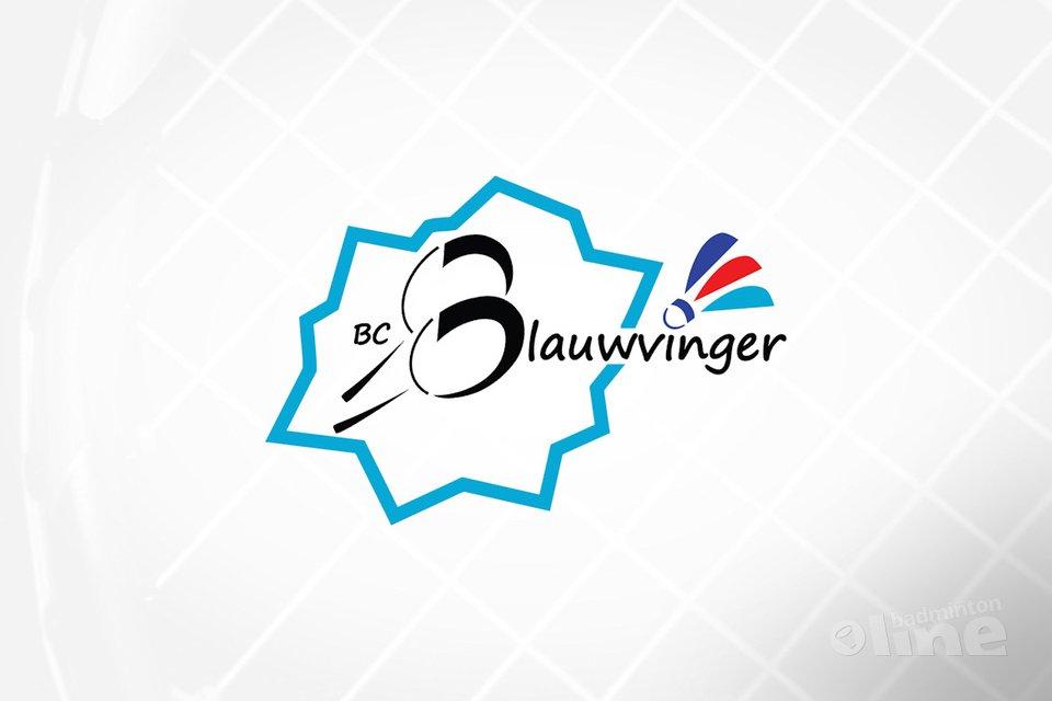 logo BC Blauwvinger