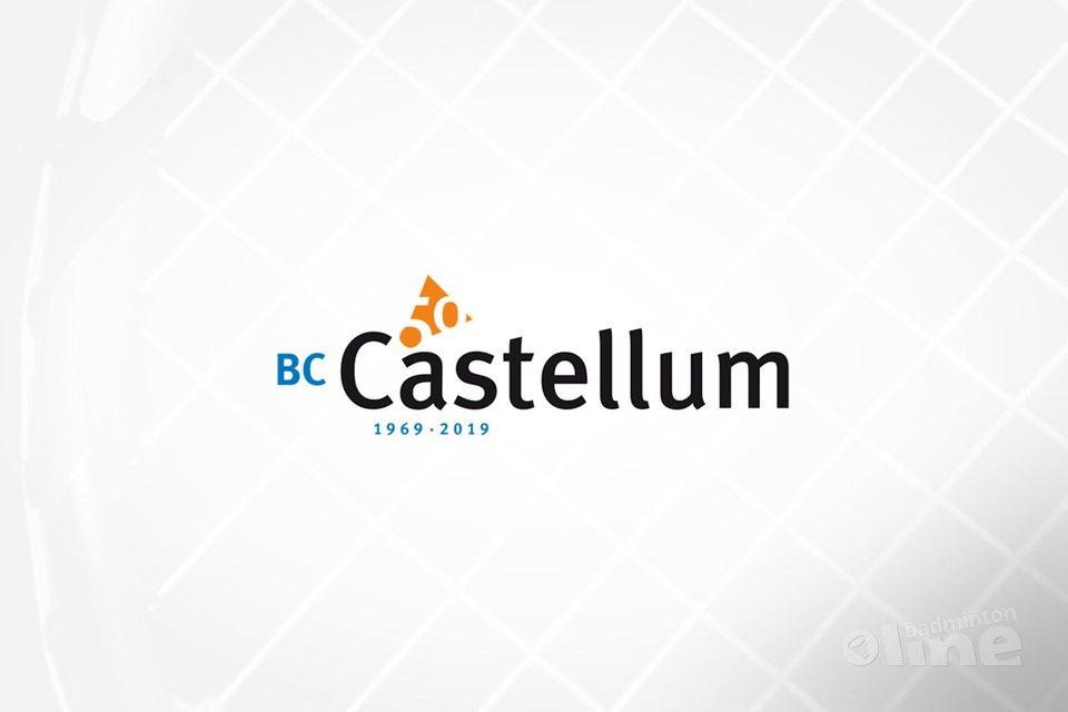 logo BC Castellum in Vleuten